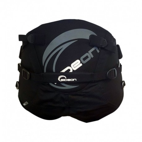 SIDEON BLACK SEAT HARNESS - Taille L