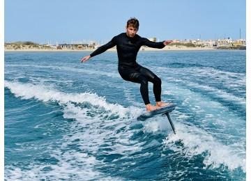 Cours wakesurf foil