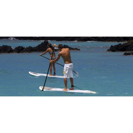 Cours de stand-up-paddle