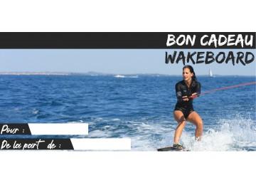 Cadeau wakeboard