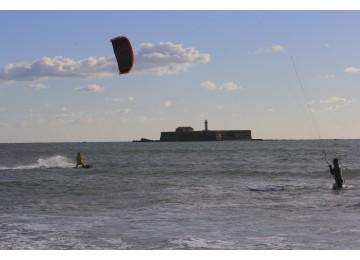 Location kitesurf accompagnée