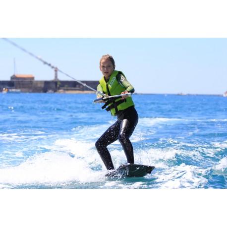 Cours wakeboard débutant